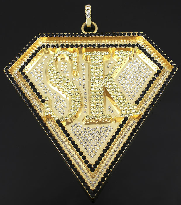 Custom Hip Hop Jewelry - Pendants, Chains & Iced Out Jewelry