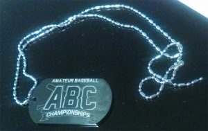 ABC Custom Dog Tag