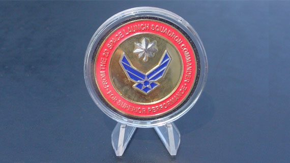 Custom Challenge Coin Manufacturer: Personalize & Engrave Metal Coins