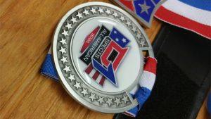 Custom Express Medal