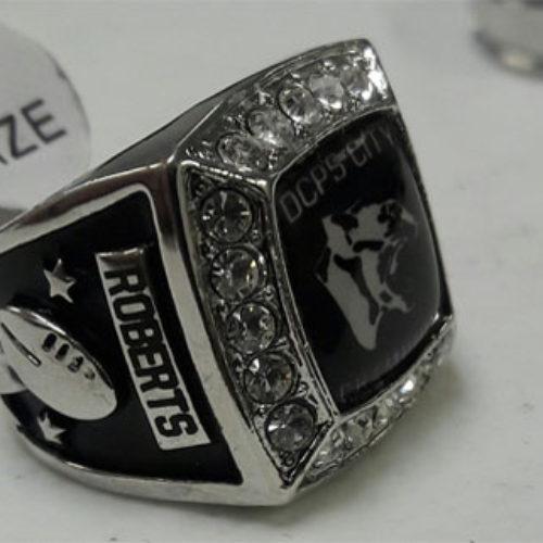 Football Championship Rings