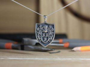 Family Crest Jewelry