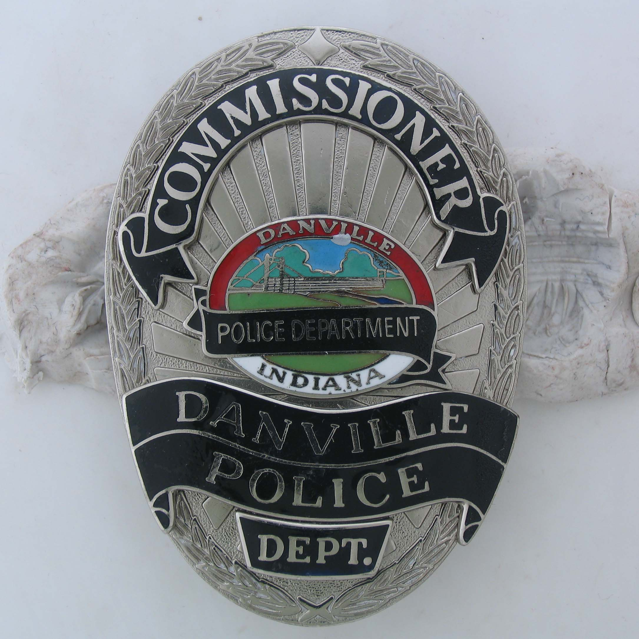 Custom Police Badges - Plastic & Metal Badges Made in USA