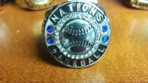 League Championship Rings