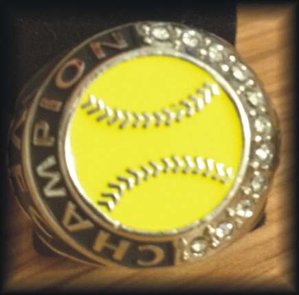 Custom Softball Championship Rings Free Quote Amp Overnight
