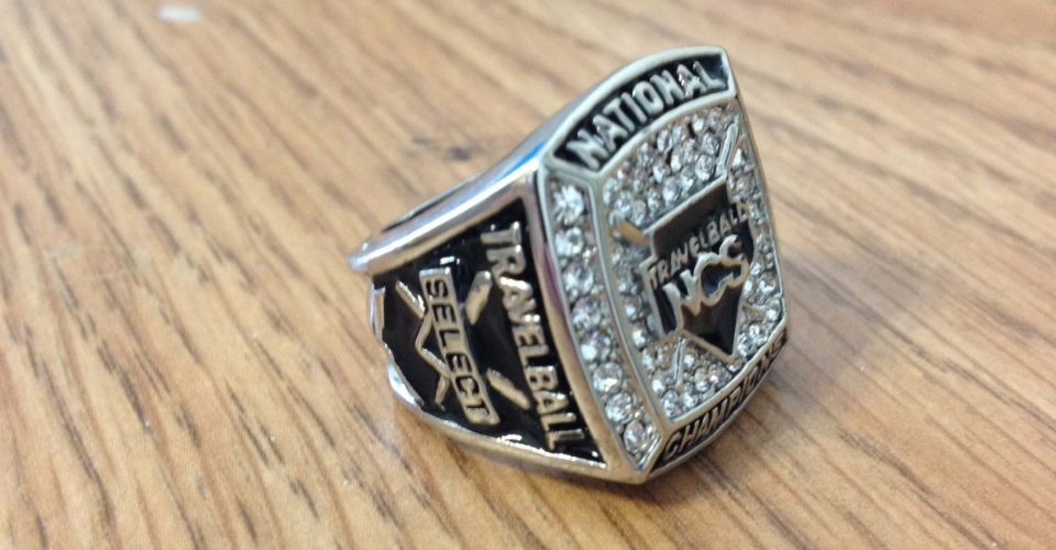 Baseball Championship Rings