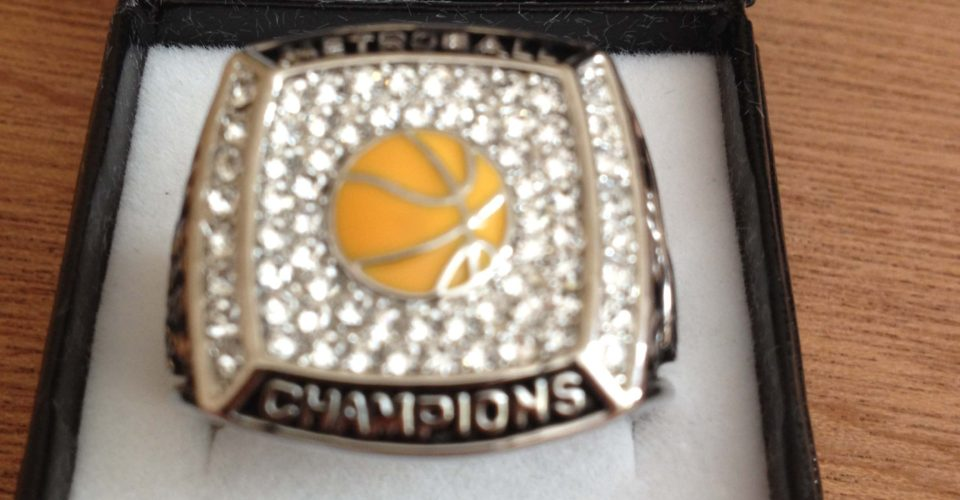 Basketball Championship Rings