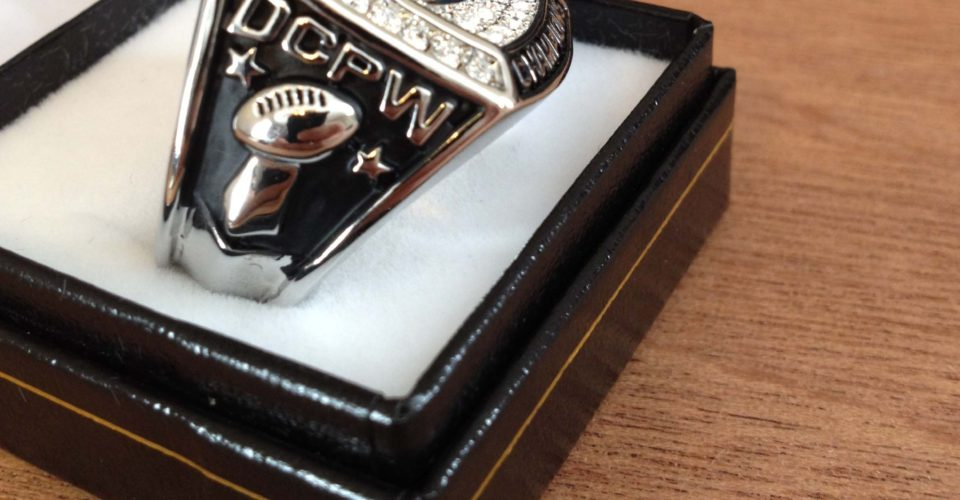 State Championship Rings