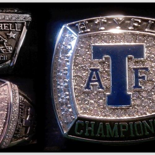 Custom Championship Sports Rings