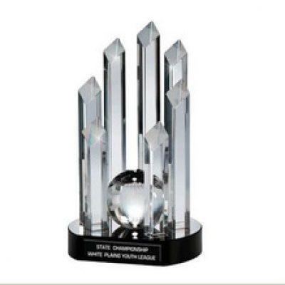 Acrylic Championship Sport Award