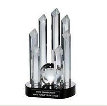 clear acrylic championship sport award