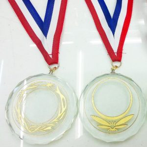 Crystal Medals