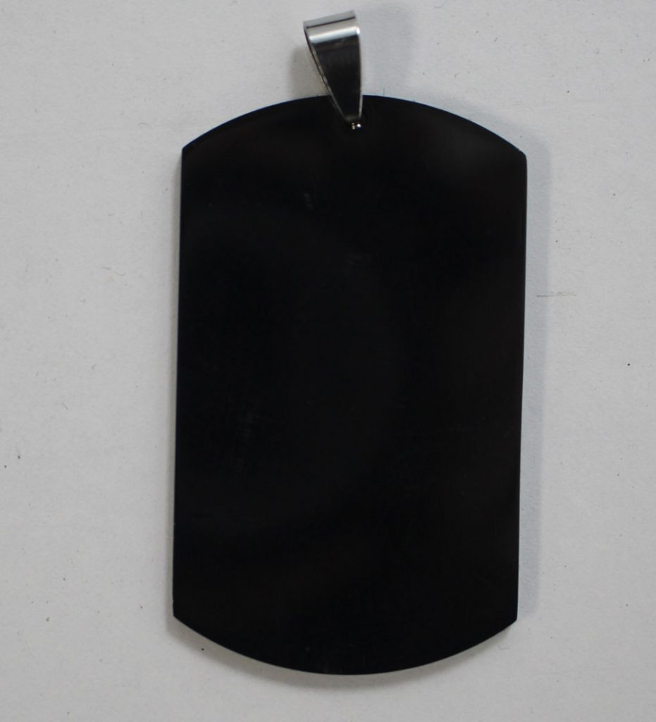 Dog Tag Express Black