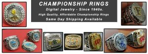 Youth Championship Rings