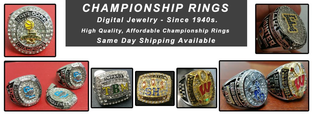 Custom Youth Championship Rings