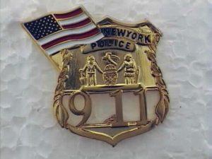 9-11 Custom Lapel Pin