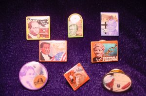 African American Pins