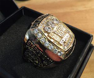 Custom Basketball Championship Rings