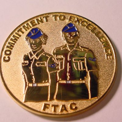 Custom Military Coin