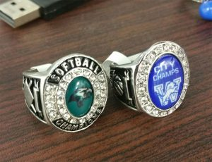 Express Championship Rings - City Champs
