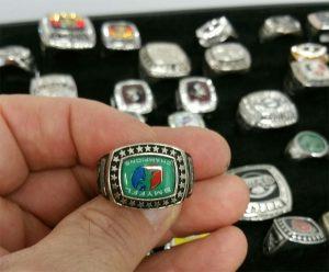 Express Championship Rings - SMYFFL Champions