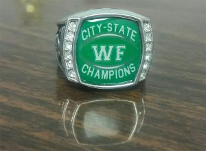 Express Championship Rings - WF City State Champions