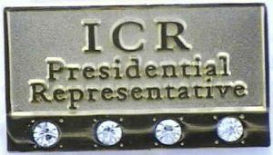 ICR Lapel Pin