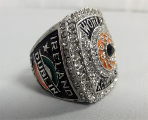 League Championship Ring