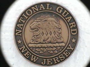 National Guard Lapel Pin