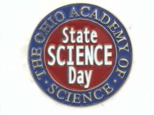 Ohio State Science Day Pin