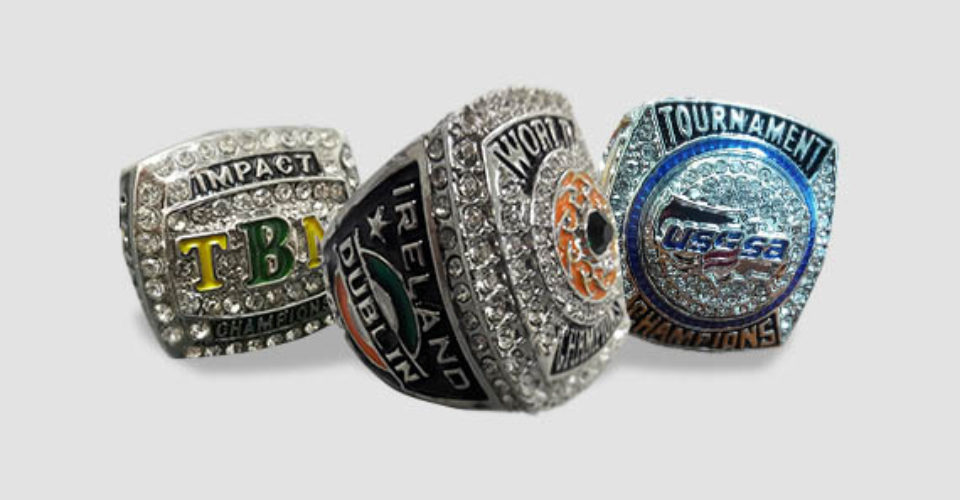 Hockey Championship Rings