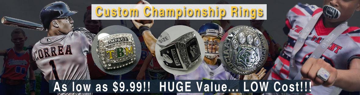 Custom Championship Rings USA