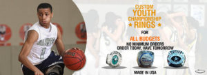 Custom Youth Championship Rings