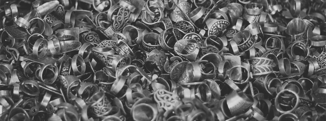 Championship Rings - Raw Rings