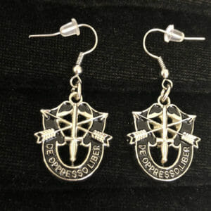 Special Forces Earrings
