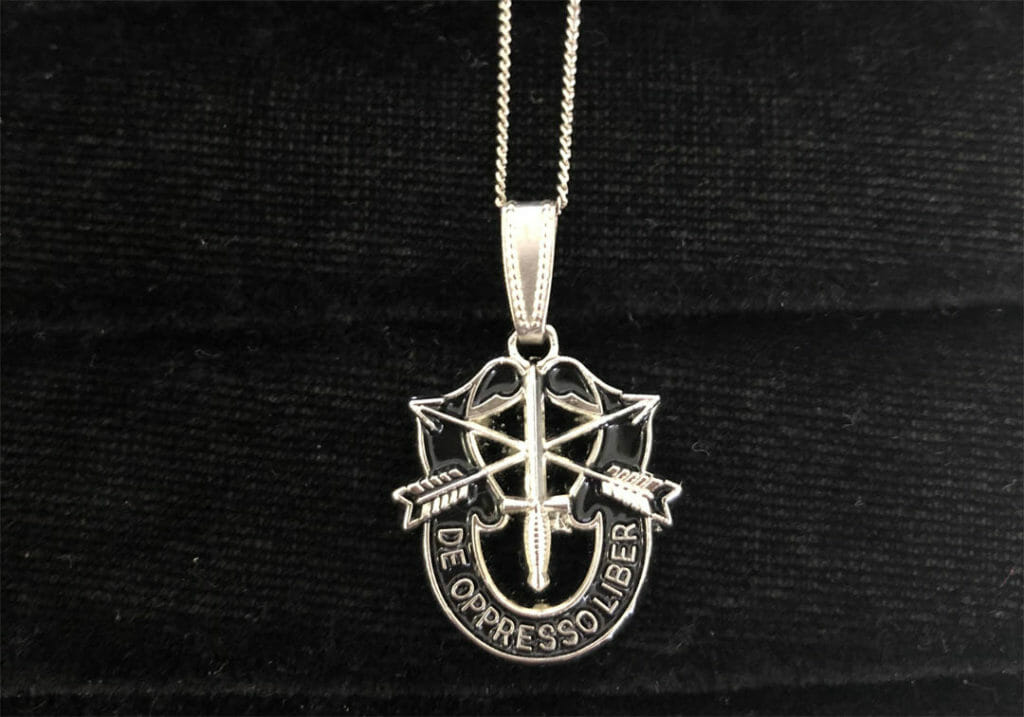 Special Forces Pendant