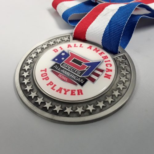 Custom Express Medal Designs Gallery