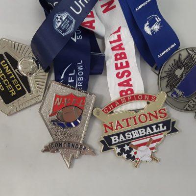 Design Custom Medal Online