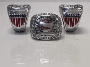 All American Baseball Ring