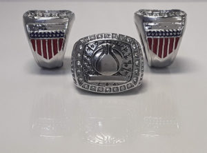 All American Basketball Ring