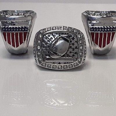 American Football Rings