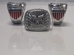 All American Track And Field Ring