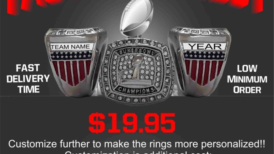 All American Championship Rings