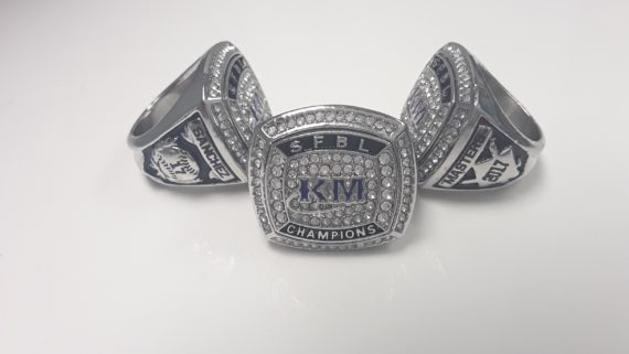 Express Championship Rings