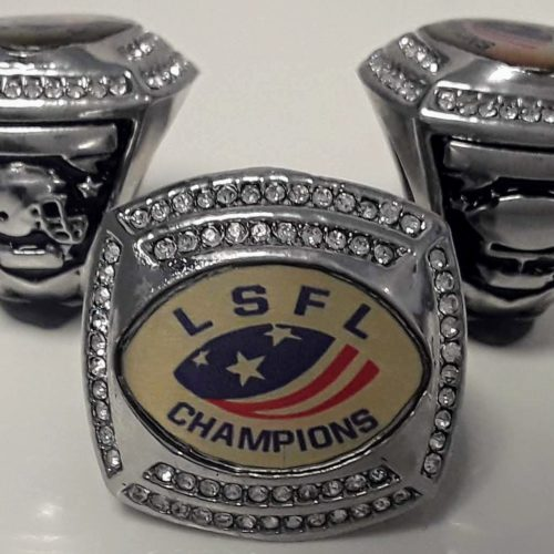 Express Championship Rings Gallery
