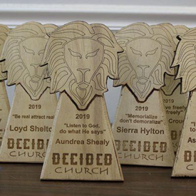 Customized Awards