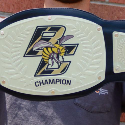 Custom Youth Championship Belts Gallery