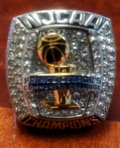 Extreme Championship Ring NJCAA