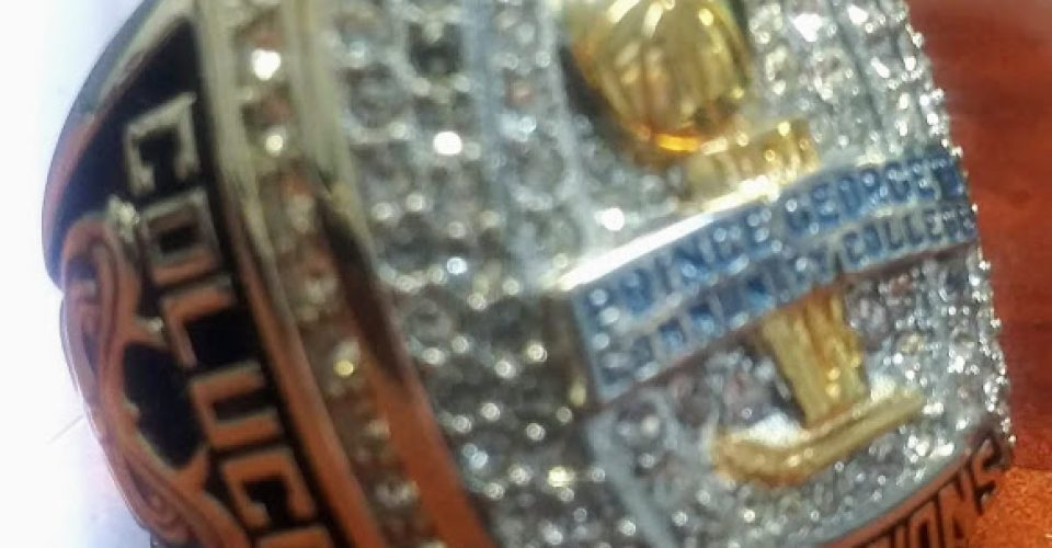 Extreme Championship Rings