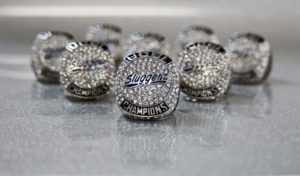 Extreme league ring